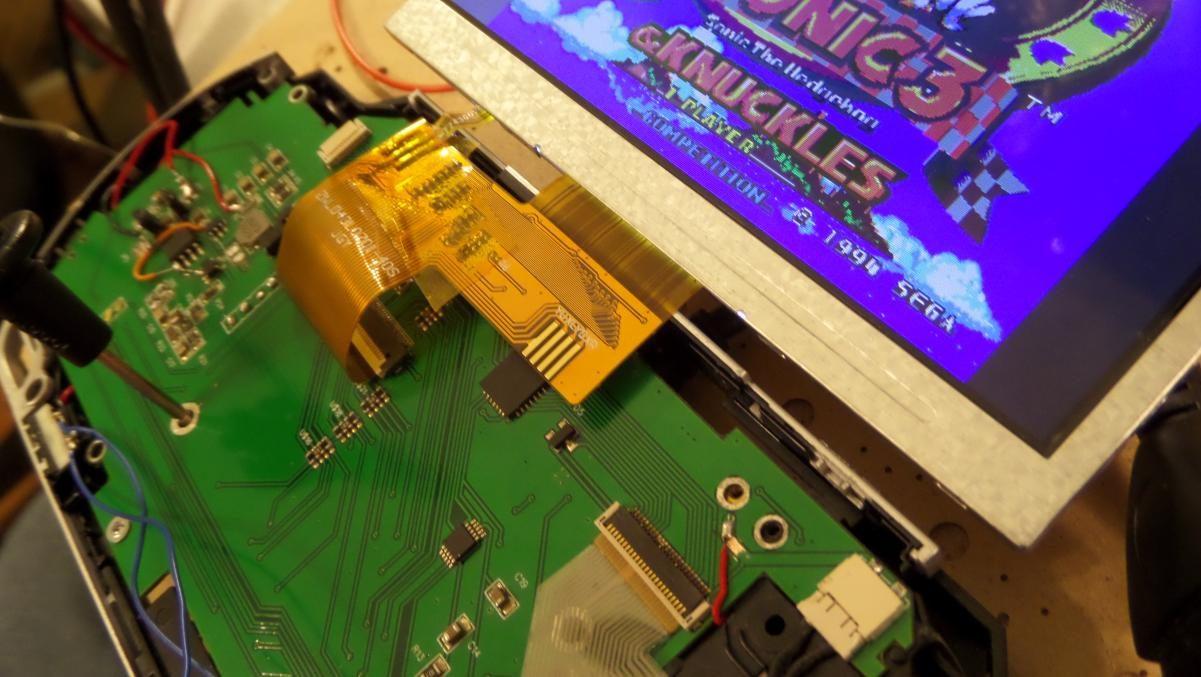 Using a Parallel RGB LCD on the Raspberry Pi GPIO Pins – DPI